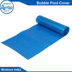 Blue Swimming Pool Bubble Cover, Rs 85 /piece, Modcon Industries ...