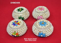 Pearl Dabbi Apple Shape