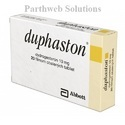Duphaston 10mg tablets