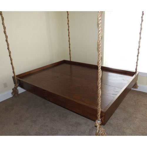 225 & Hanging Wooden Bed