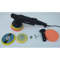 Dual Action Clover Car Polisher