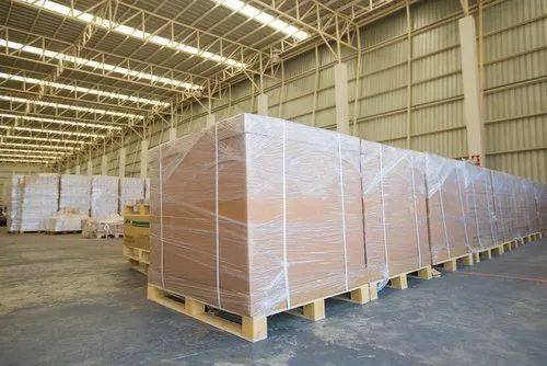 Wooden Pallet Packing