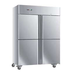Four Door Vertical Refrigerator At Best Price In India