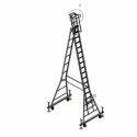 Telescopic Self Support Extendable Ladder
