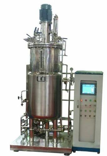 Chemical Agitator Vessel Tank