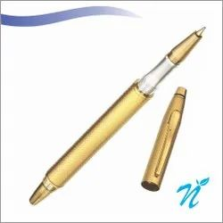 S-Cross Full Gold D/C Ball Pen