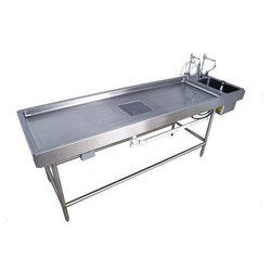 Electro Hydraulic Autopsy Table