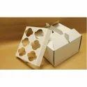 Handle Cupcake Boxes