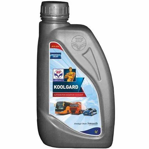 Hp Koolgard Radiator Coolant Oil Pack Size 1 Litre Packaging Type Bottle Rs 200 Litre Id 20751286448
