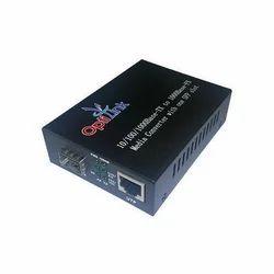 Gigabit Media Converter
