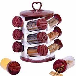 Spice Jar Set (12 Pieces)