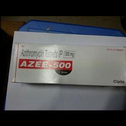 Azee Azithromycin Tablets 500mg