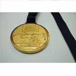 1017 Golden Sport Medal