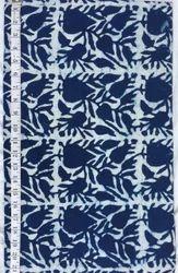 Indigo Hand Block Print Designs Fabric