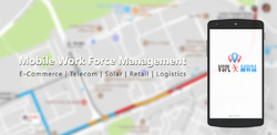 Mobile Field Force Monitoring Solution