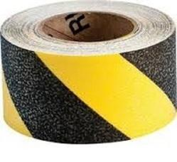 Yellow Black Antiskid Tapes