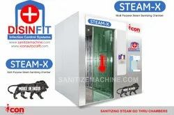 Steam Disinfection tunnel