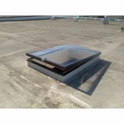 Polycarbonate Pyramid Polycarbonate Dome Latest Price