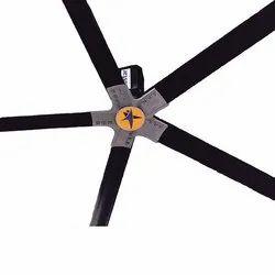 Black Austar Industrial HVLS Fans