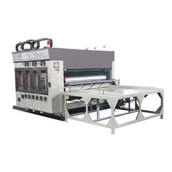 Printing Slotting and Rotary Die Cutting Machine