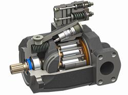 A7v0107 Hydraulic Pump Service