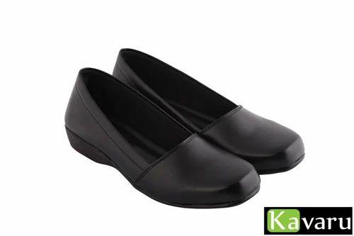 KAVARU Black Ladies Hospital Uniform