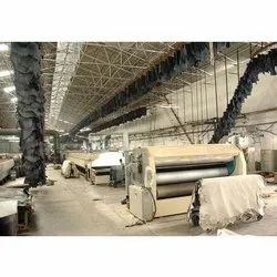 Leather Processing Overhead Conveyor