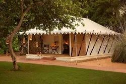 Waterproof Swiss Cottage Tent