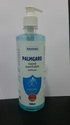 Palmgard Sanitizer 500ml ( Liquid Based Sanitizer)