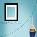 Picture Frames Instant Adhesive