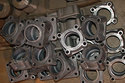 Cast Iron Flange for Automobile Industry