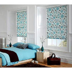 Printed Collinear Vertical Window Blinds