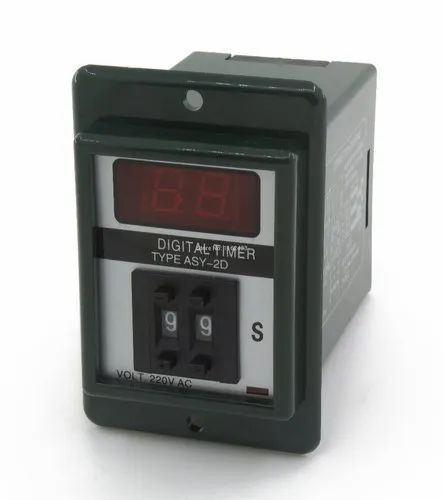 ST3PF Power Off Delay Timer Time Relay 0-5 Minutes With PF083A Base 12-380VAC//DC