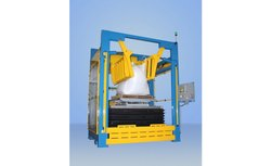 Hydraulic Mild Steel Material Transfer Bulk Bag Conditioning System USA, For Industrial, Lifting Capacity: 1 Tons