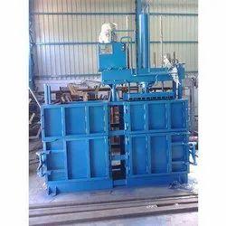 Paddy Straw Hydraulic Baling Press Machine