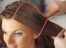 Female Only Angel Beauty Parlor - Hair Straightening Course