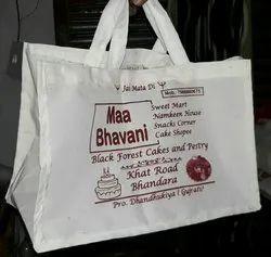 Cotton Box Bags, Bag Size: 16x18x5