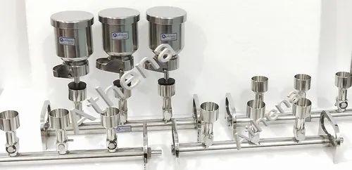 Sterility Test Apparatus - Vacuum Filtration Manifold Manufacturer ...