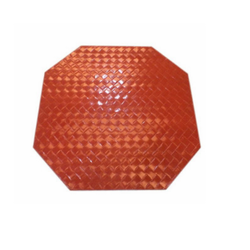 Hexagon Chequered Tiles Moulds