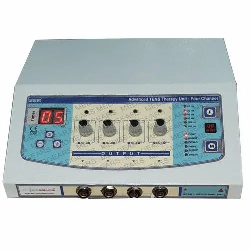 Tens Advance Heavy Duty Physiotherapy Portable Nerve Stimulator Electrotherapy Physiotherapy Machine
