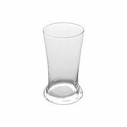 Vertex Transparent 180 ml Small Pilsner Plain Glass, For Restaurant
