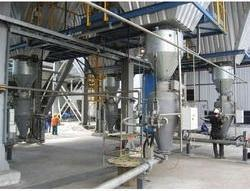 Dense Phase Pneumatic Conveyor System