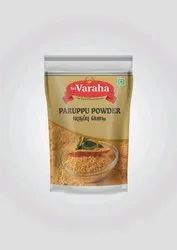 Sri Varaha Natural Dhal (Paruppu) Powder, Packaging Type Available: Packets, Packaging Size: 100g