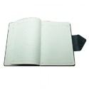 Rectangle Customized Diary with USB Drive
