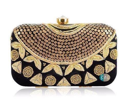 a7d7223ef0065 Box Clutch Bags - Ethnic Box Clutch Manufacturer from New Delhi