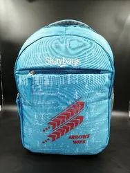 Unisex Printed SCHOOL BAG, For Casual Backpack