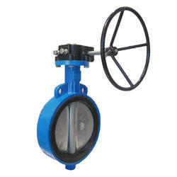 Lever Operated CS Butterfly Valve