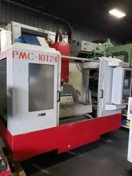 Used & Old Machine   - PCM 10t24 Vertical Machine Center