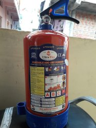 Actionfire ABC ULTRAFIRE 4 Kg Fire Extinguisher