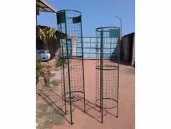 Mild Steel Tree Guard, For Gardening, Color Coated